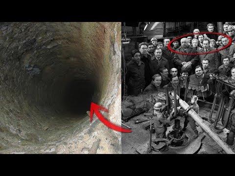 Вот, что скрывает самая глубокая дыра в Земле... - Видео онлайн
