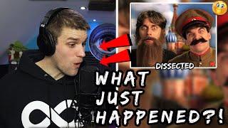 Rapper Reacts to Epic Rap Battles Of History!! | Rasputin vs. Stalin!! (First Reaction)