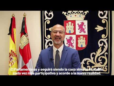 Fuentes, en el 37 aniversario de la sesión constitutiva de las Cortes