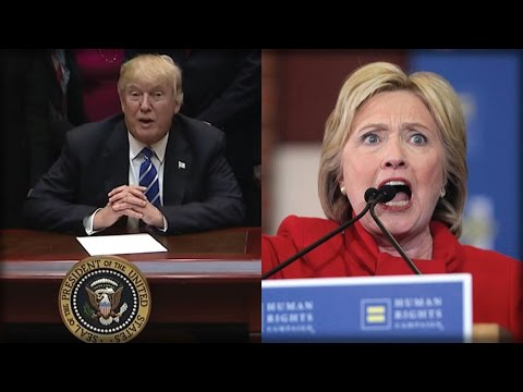 IT'S OVER! TRUMP JUST TWEETED A MESSAGE THAT WILL SCARE HILLARY CLINTON TO DEATH!