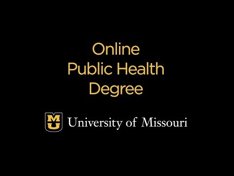 Public Health: Online Master's Degree