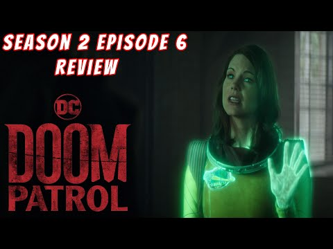 Doom Patrol Police Pinatas Official Soundtrack Youtube