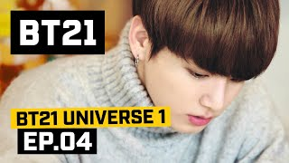 [BT21] Making of BT21 - EP.04