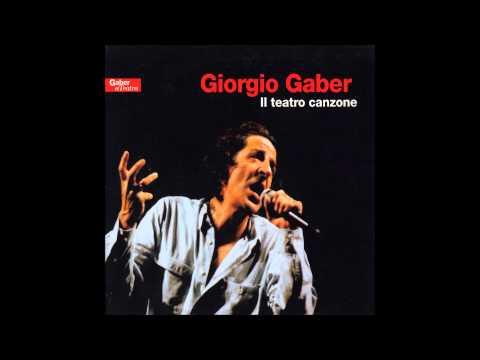 Giorgio Gaber - Le mani (1 - CD2)