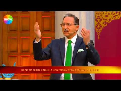 Prof. Dr. Mustafa Karataş Ile İftar Programı 13 Temmuz 2015