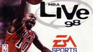 Joseph VS. Zachary Episode 115 - NBA Live 98