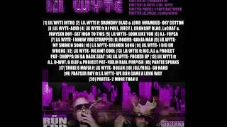 Lil Wyte- Drinkin Song CHOPPED AND SCREWED