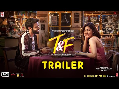 Tuesdays & Fridays Official Trailer | Anmol Thakeria Dhillon, Jhataleka | Releasing 19 February 2021