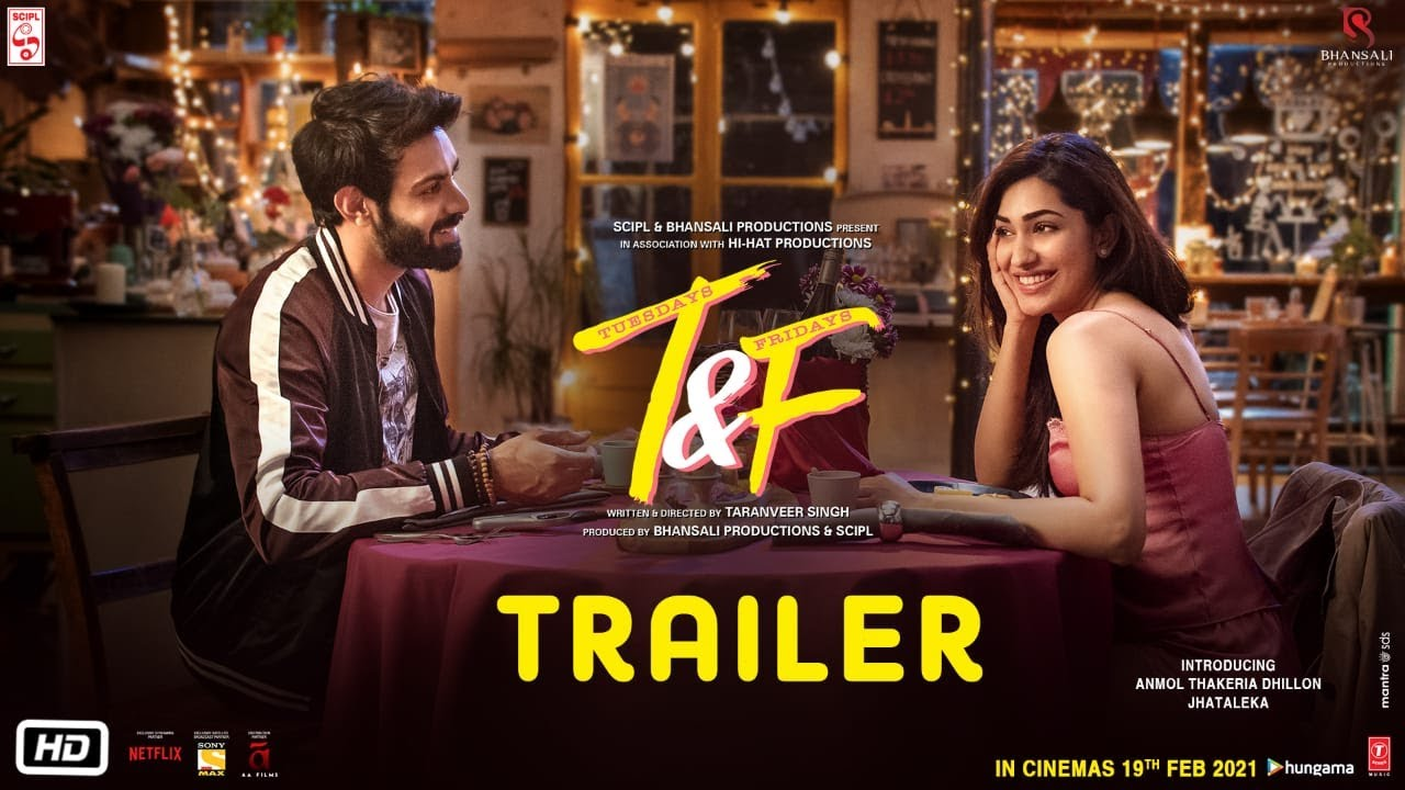 Download Tuesdays & Fridays Official Trailer | Anmol Thakeria Dhillon, Jhataleka | Releasing 19 February 2021