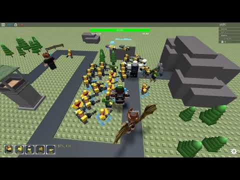 ROBLOX Guide | How to beat a map in tower defense Simulator (READ DESK)