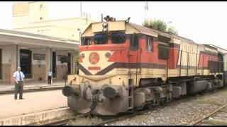 Marokko  : Mit dem Zug durch Marokko