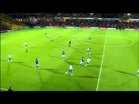 England 6-0 Azerbaijan U21 Euro 2013 qualifier | Official match Highlights