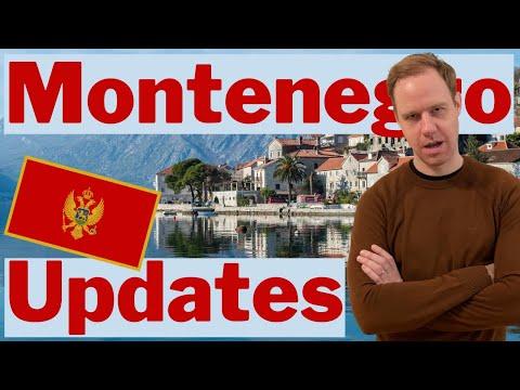 UPDATE: Montenegro Citizenship by Investment Program (2021)
