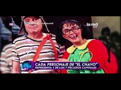 """La impactante teoría sobre los personajes de """"El Chavo del 8"""""""