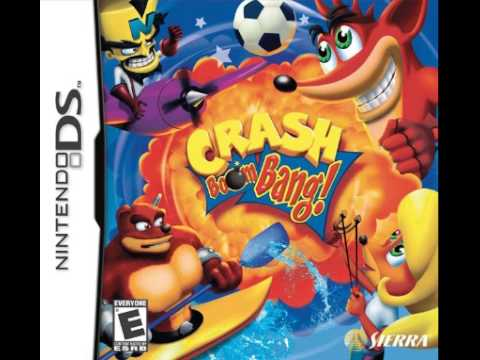Crash Boom Bang! Soundtrack/OST - Crash Balloon