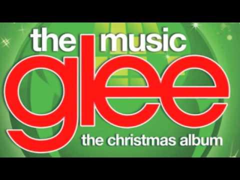 Glee - O Christmas Tree ~ with Lyrics