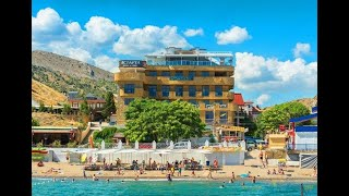 отзыв об отеле Астарта Судак Крым