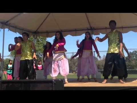 Punjabi wedding song Stanford Holi 2014