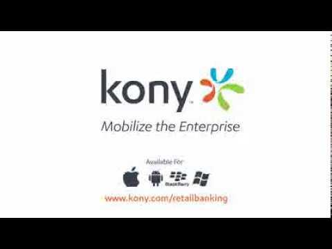 Kony Retail Banking
