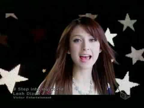 Leah Dizon[リア ディゾン] - Step into my world (高画質)