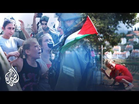 عهد التميمي.. أيقونة للمقاومة الشعبية الفلسطينية