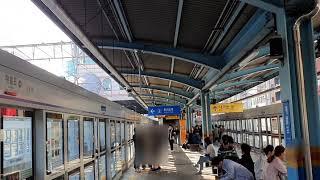 서울1호선 제물포역 사건 : 20191012 철도 파업…