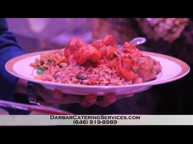 Wedding Caterers Serving Wedding Food to Traditional Weddings