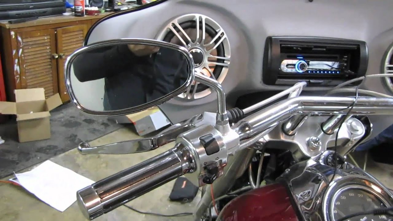 how to clean a motorcycle with light fairing