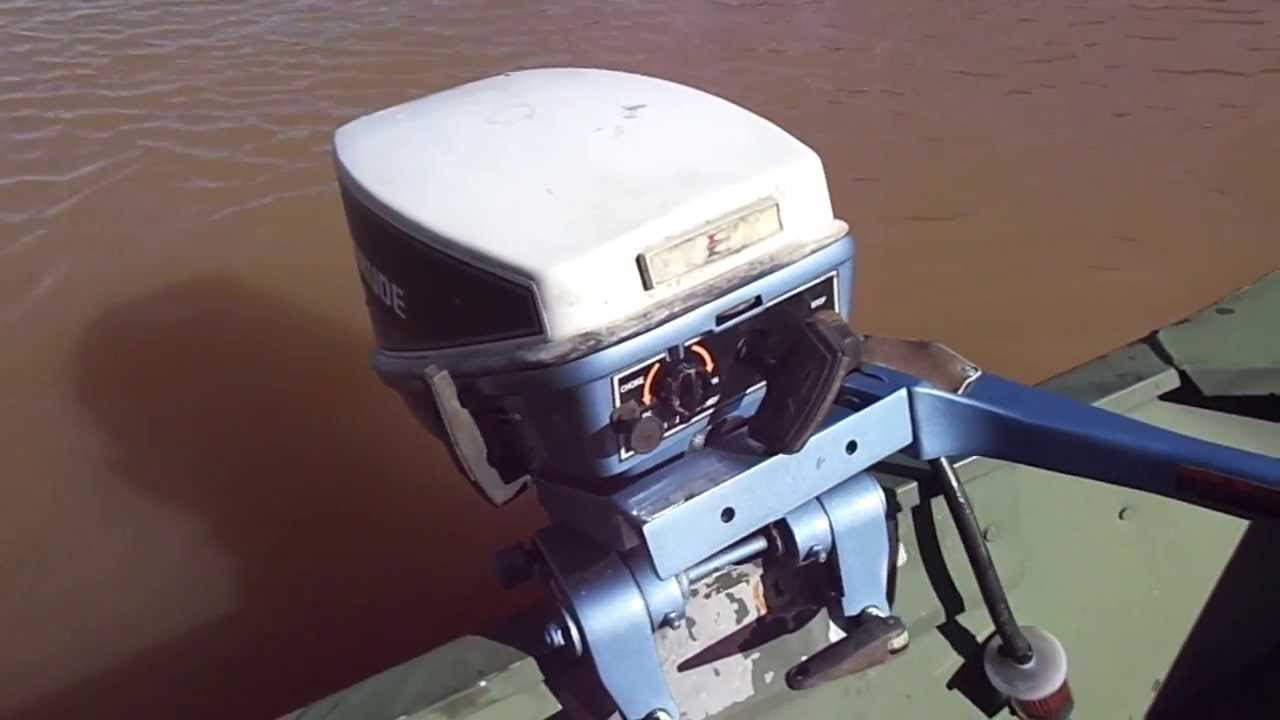 1994 Johnson 15 Hp Outboard Motor