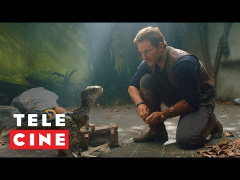 Jurassic World: Reino Ameaçado - Trailer Oficial