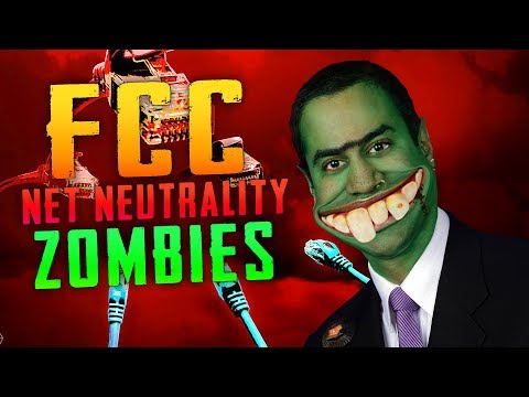 Net Neutrality FCC Zombies (Call of Duty Black Ops 3 Zombies)