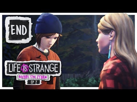 Let's Play Life is Strange: Before the Storm [Episode 2] Part 6 - Ending [PC Blind Gameplay]