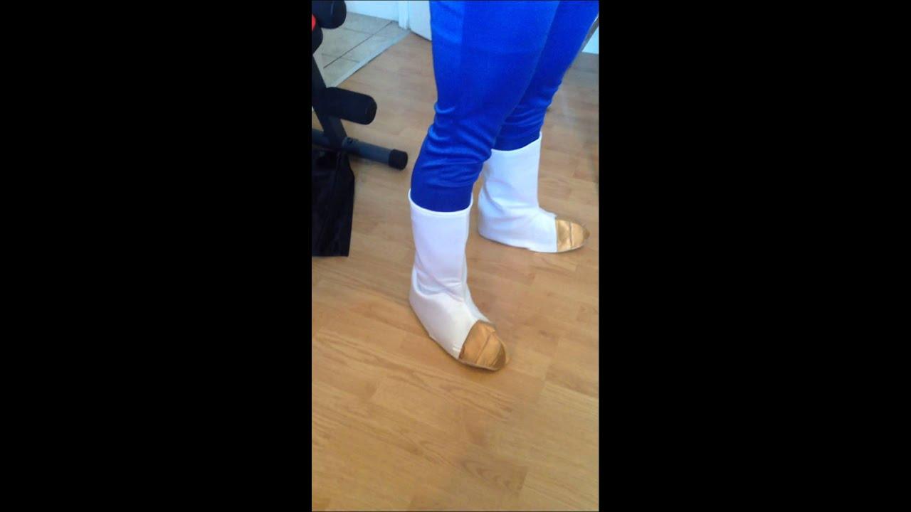 Vegeta best halloween costume - YouTube