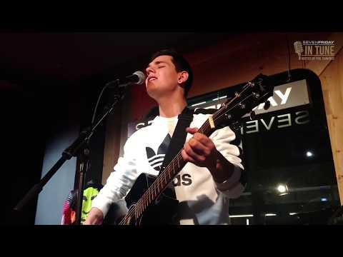 SIRIO performing @SEVENFRIDAY IN-TUNE, 21st Feb 2018, Zurich