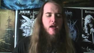 "Carcass -""Reek of Putrefaction"" ALBUM REVIEW"