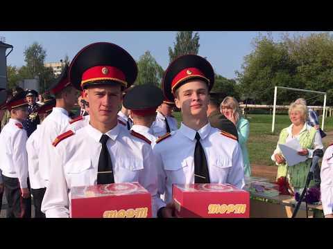 Полоцкие кадеты. Выпуск-2019 ч.5 (Вот мы какие)