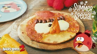 Angry Birds 2   Cooking Red Pizza - Summer Special