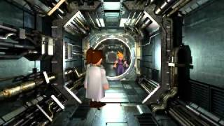 Final Fantasy VII - Shera Saves The Day With Rocket Escape Pod