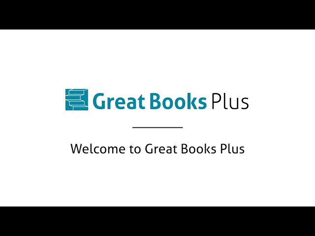 Great Books Plus — Welcome to Great Books Plus