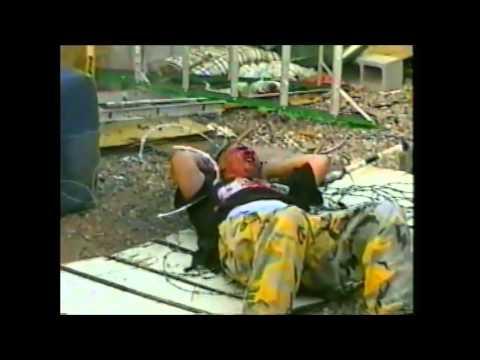 Backyard Wrestling 3 - Too Shocking for TV