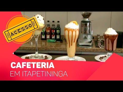 Cafeteria em Itapetininga - TV SOROCABA/SBT