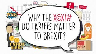Brexit explained: we need to talk about tariffs