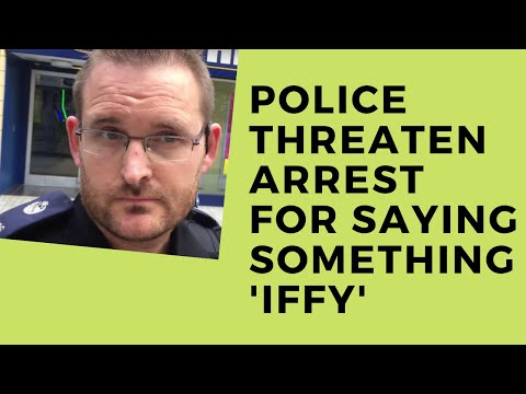 Free Speech in Kings Lynn? - Part 1
