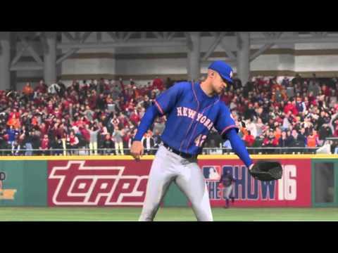 New York Mets @ Cleveland Indians April 15, 2016