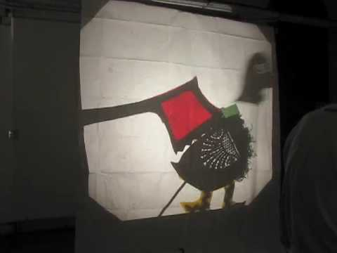 Nori Sawa's Puppet Arts Workshop, Performance and Closing, 5 of 5