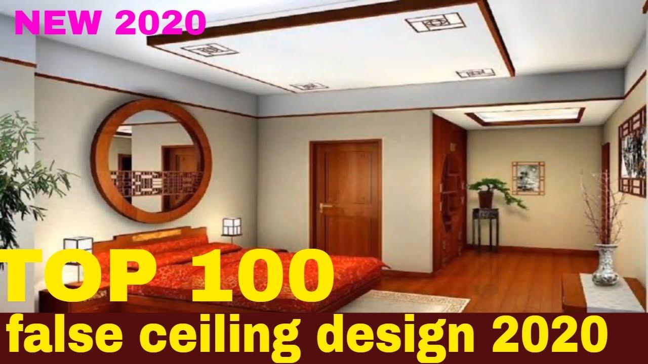 New False Ceiling Design For Bedroom World 2020 Best False Ceiling Designs 2020 Pop Ceiling Design Youtube