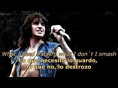 Problem Child (Live/Vivo) - AC/DC - Español e Inglés music