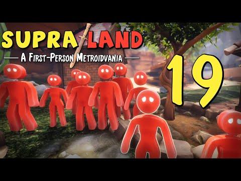 Supraland - Прохождение игры - Супрасложные головоломки [#19]   PC
