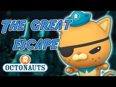 Octonauts - The Great Escape | Cartoons for Kids | Underwater Sea Education