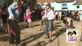 CARNAVAL DE VILCAS HUAMÁN Los Hijos Valientes de Chacari 2014